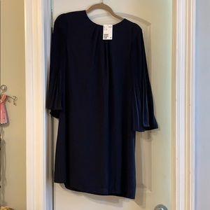 H&M Navy Blue Dress